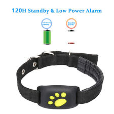 Pet GPS Tracker for Dog Cats SIM GPS Tracking Record Locator Security Waterproof
