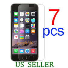 """7pcs Clear LCD Screen Protector Guard Cover Film For Apple iPhone 6 Plus 5.5"""""""