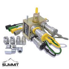 Manual Hydraulic Multiplier Diverter Valve Kit for John Deere SubCompact Tractor