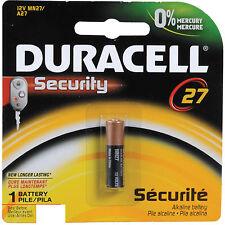 10 x DURACELL MN27 12V batteria 27A A27 GP27A E27A EL812