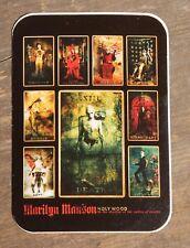 "Vintage Marilyn Manson Holy Wood Rock Band Sticker 2.5"" x 3 3/4"" +"