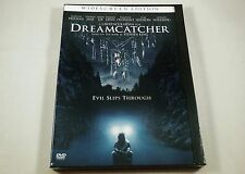 Dreamcatcher DVD Morgan Freeman, Thomas Jane, Jason Lee, Damian Lewis