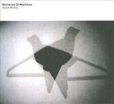 MEMORIES OF MACHINES - WARM WINTER [DIGIPAK] NEW CD