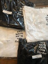 Anti Social Social Club x Neighborhood Black/White Hoodie