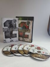 Battlefield 2 Deluxe Edition PC CD 2005 Game 5 Discs  Fast Shipping complete