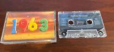 NEW ORDER 1963 - Cassette - UK / Europe Release
