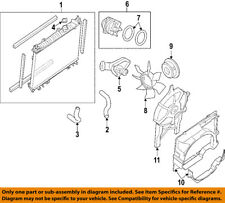 NISSAN OEM-Engine Coolant Thermostat 2120031U1B