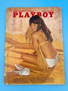 USA Playboy Magazine - July 1969