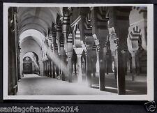 1451.-CORDOBA -57 Mezquita Catedral. Columnas