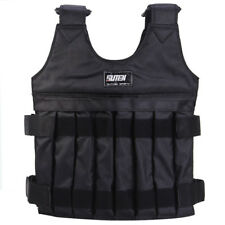 20kg Weighted Weight Vest Gym Training Running Comfortable Durable Adjustable