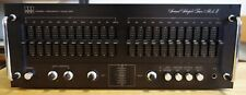 Adc Sound Shaper Two Mkii - Ss-2 Mark Ii - 12 Band Equalizer