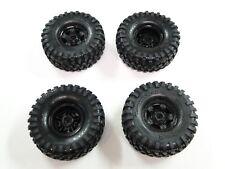 NEW TRAXXAS TRX-4 SPORT Wheels & Tires Set Canyon Trail 1.9 12mm Hex RZ11