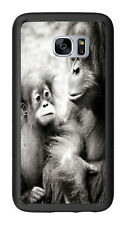 Mommy And Baby Ape For Samsung Galaxy S7 G930 Case Cover by Atomic Market