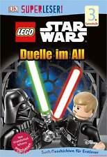 Fachbuch LEGO® Star Wars™, Duelle im All, Lesestufe 3 mit tollen Bildern