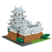 xmas sale ! Kawada Japan nano block Himeji Castle Special DX NB-042 5200pcs 2020