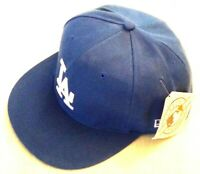 New Era 59Fifty Los Angeles LA Dodgers Hat 7 3/8 MLB Cap Genuine Mechandise
