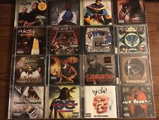 Rap Hip/Hop R&B Country Soundtracks Cd's Various Artists all $2.25 Each