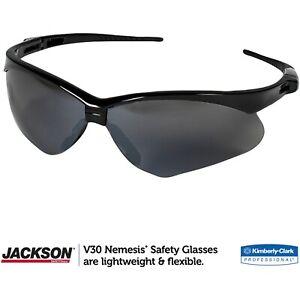 Jackson Nemesis V30 Safety Glasses/Sunglasses Various Colors & Quantities