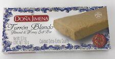 Turron Blando 150g Extra Quality Soft Spanish Nougat With Honey & Ground Almonds