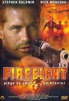 DVD Firefight Piège au coeur du brasier Occasion