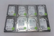 "Lot of 8 Seagate Barracuda 500GB SATA 3.5"" Desktop HDD ST500DM002"