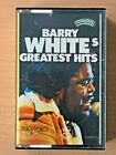 BARRY WHITE Greatest Hits PHILIPPINES Cassette Tape