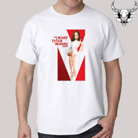 New Mary Tyler Moore Retro TV Show Logo T-Shirt Size S-2XL