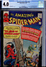 Amazing Spider-Man #18 CGC 4.0 OW/WHITE  1st Ned Leeds who becomes Hobgoblin