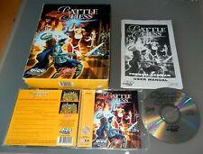 Battle Chess PC CD Rom Big Box Original 1993 PC Spiel von Interplay V gut
