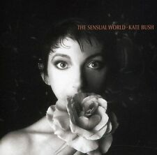 KATE BUSH THE SENSUAL WORLD CD CLASSIC ALBUM THIS WOMAN'S WORK LOVE AND ANGER