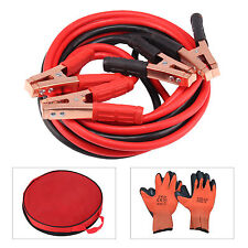 6m Long Heavy Duty 800amp Jumpleads Battery Jump Start Leads Cable Car Van Boost