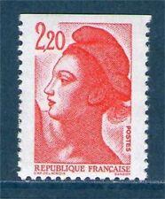TIMBRE N° 2427 NEUF XX LUXE - LIBERTE - ISSU DE CARNET