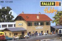 "Bahnhof ""Neufeld"", Faller Hobby 131288, Spur HO, Gebäude, Hobbyprogramm..."