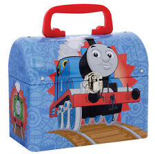 Thomas Domed Keepsake Lunch Box Carrying Case Train Thomas & Friends NEW TDB