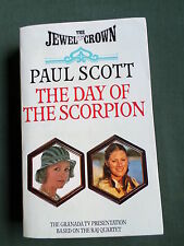 THE JEWEL IN THE CROWN - TV -TIE-IN - PAPERBACK BOOK