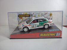 """SCALEXTRIC 6049 SKODA OCTAVIA WRC """"AIRTEL"""" VER FOTOS"""