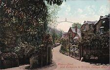 Plas Y Coed & Entrance To Dingle, COLWYN BAY, Denbighshire