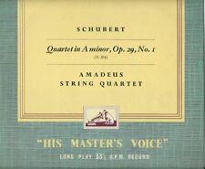 Excellent (EX) Grading Quartet Classical Vinyl Records
