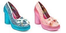 Irregular Choice ''Macnas'' Heel Heel Glitter Shoes - 2 Colours - All sizes