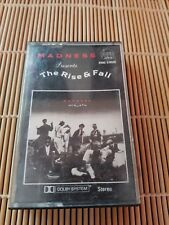 Madness The Rise & Fall RETRO cassette Tape
