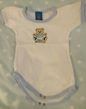 Manchester city baby vest age 3-6 months