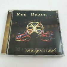 Reb Beach – Masquerade CD (2002) Frontiers Records – FR CD 105 (Italy)