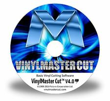 Vinyl Cutter Software for Sign Cutting Plotter VinylMaster CUT (Logo Decal Cut)