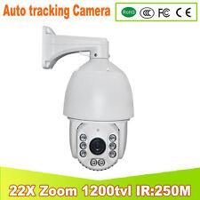 IR 150M High Speed Outdoor Auto-Tracking PTZ Camera Outdoor waterproof 22x Zoom