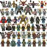 Lego Avengers Minifigures 250 Marvel DC Thor Infinity War End Game Super Heroes