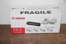 Toner Laser ORIGINAL  CANON FX3 - 1557A003 - Canon Multipass L60 - Canon Fax L30