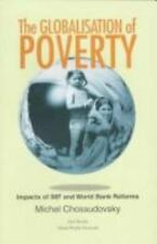 The Globalisation of Poverty: Impacts of Imf and World Bank Reforms-ExLibrary