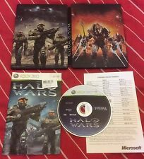 Halo Wars Steelbook Edition Xbox 360