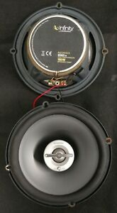 """Infinity Reference 6502ix 2-way 6¾"""" Speakers - 100% Fully Tested"""