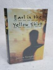 SIGNED Janice Daugharty EARL IN THE YELLOW SHIRT 1997 HarperCollins First Ed.